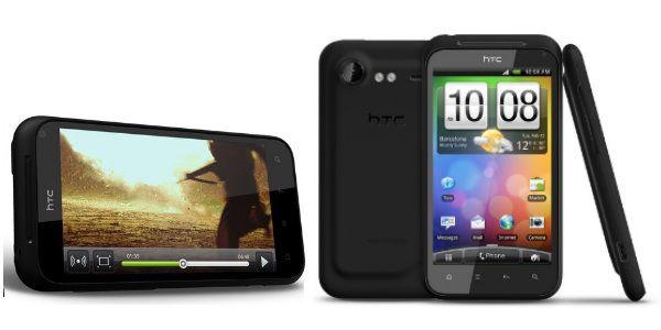 HTC Incredible S ab sofort in Deutschland, Österreich und der Schweiz verfügbar