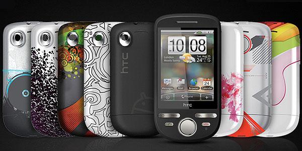 Android-Phone im individuellen Design – HTC startet neuen Webshop für HTC Tattoo™