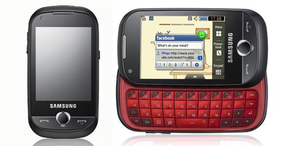 Samsung Corby Pro B5319
