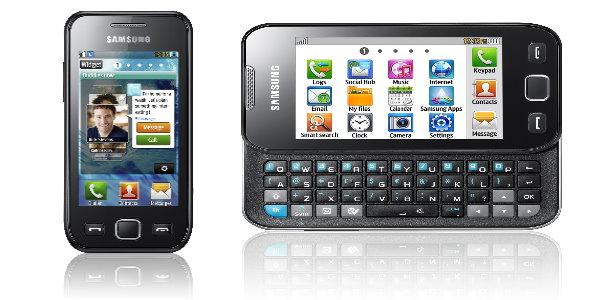 Samsung Wave 525 und 533
