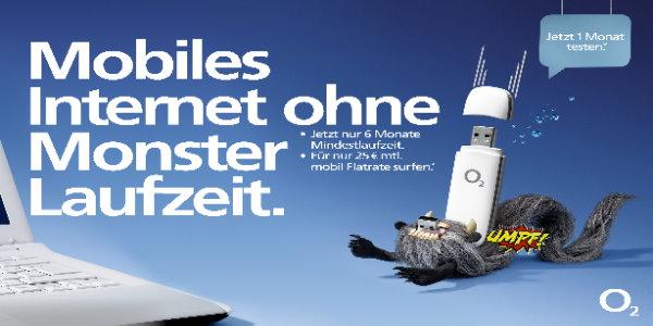 O2 Mobiles Internet
