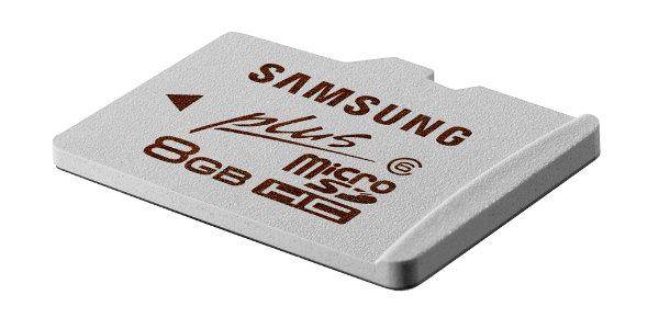 Samsung microSD-Karte