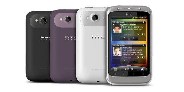 HTC Desire S, HTC Wildfire S und HTC Incredible S